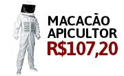 Macacão Apicultor modelo AERO - Harsenal Equipamen