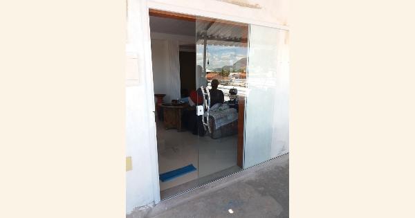 Porta de Correr de Vidro