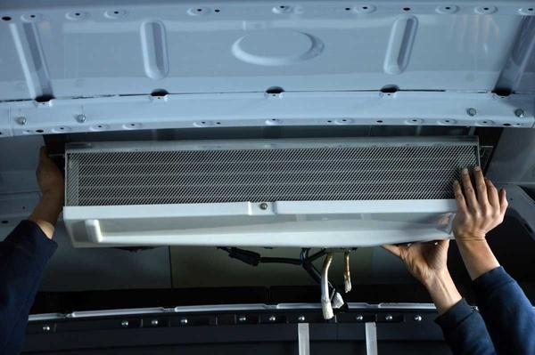 Ar Condicionado de Caminhões