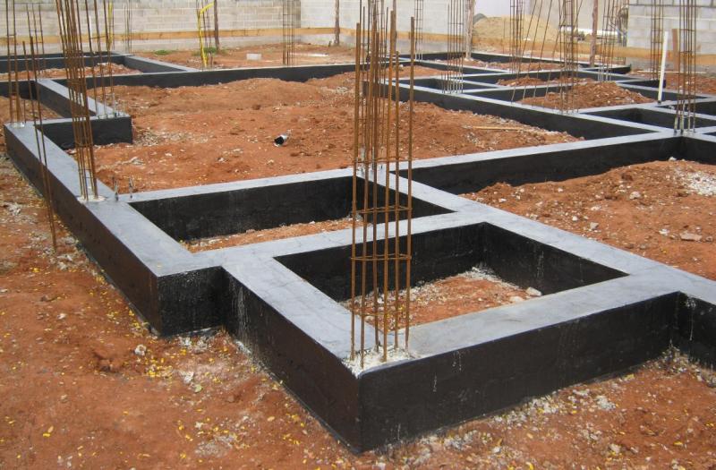 Impermeabilização de Fundações