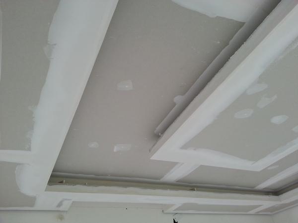 Instalação e Reforma em Gesso Acartonado - Drywall