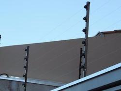 Instalacão e Manutencão de Cerca Elétrica