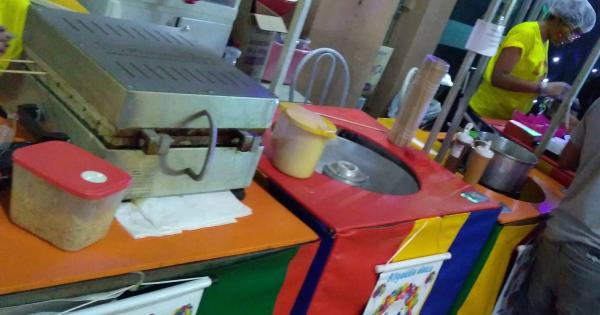 Aluguel de Máquina de Crepe para Festas