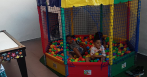 Aluguel de Piscina de Bolinha Infantil