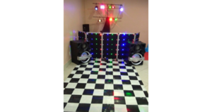 Locação de Pista de Dança Infantil