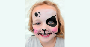 Pintura Facial em Festa Infantil
