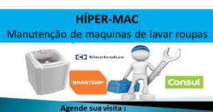 Híper-Mac Assistência Técnica em Máquinas de Lavar