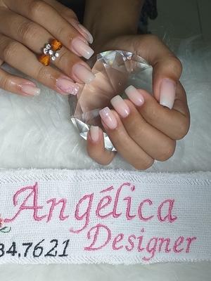 Nails designer tip e fibra
