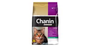 Ração para gatos Chanin 10 kg